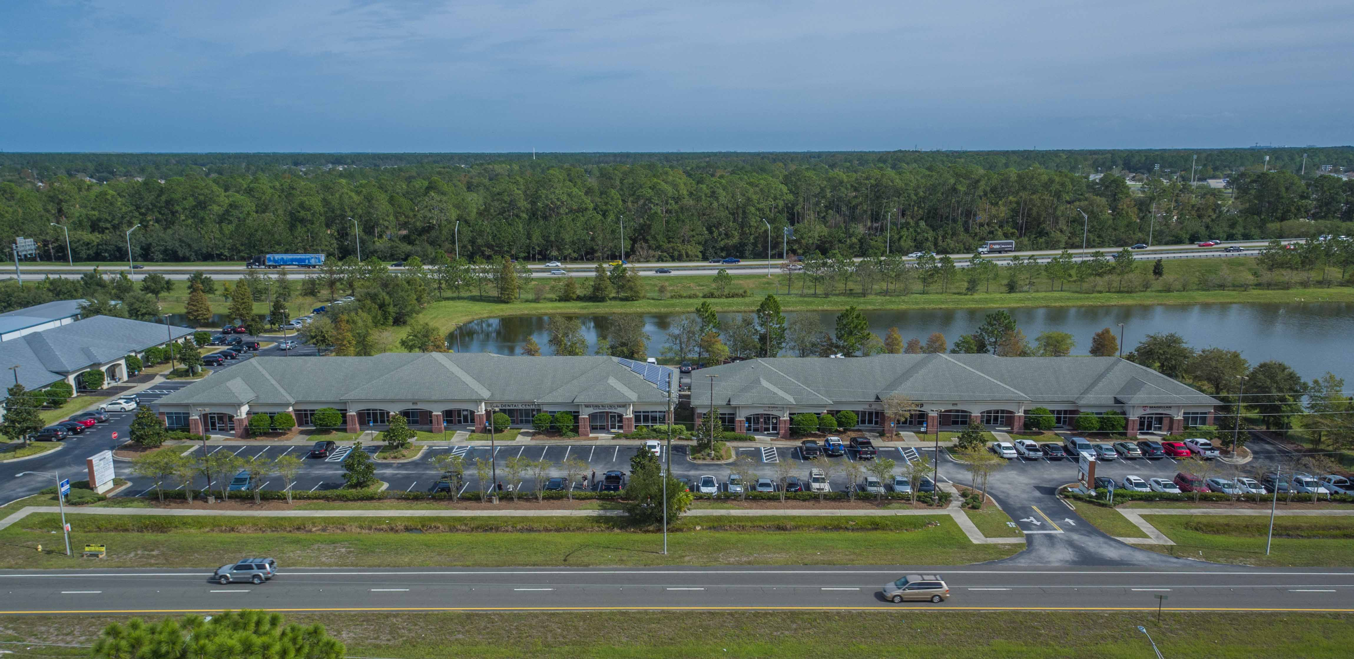 Lakeside Professional Center, 2511 St Johns Bluff Rd S, Jax, FL 32246.  1900 sf to 7600 sf, professional office