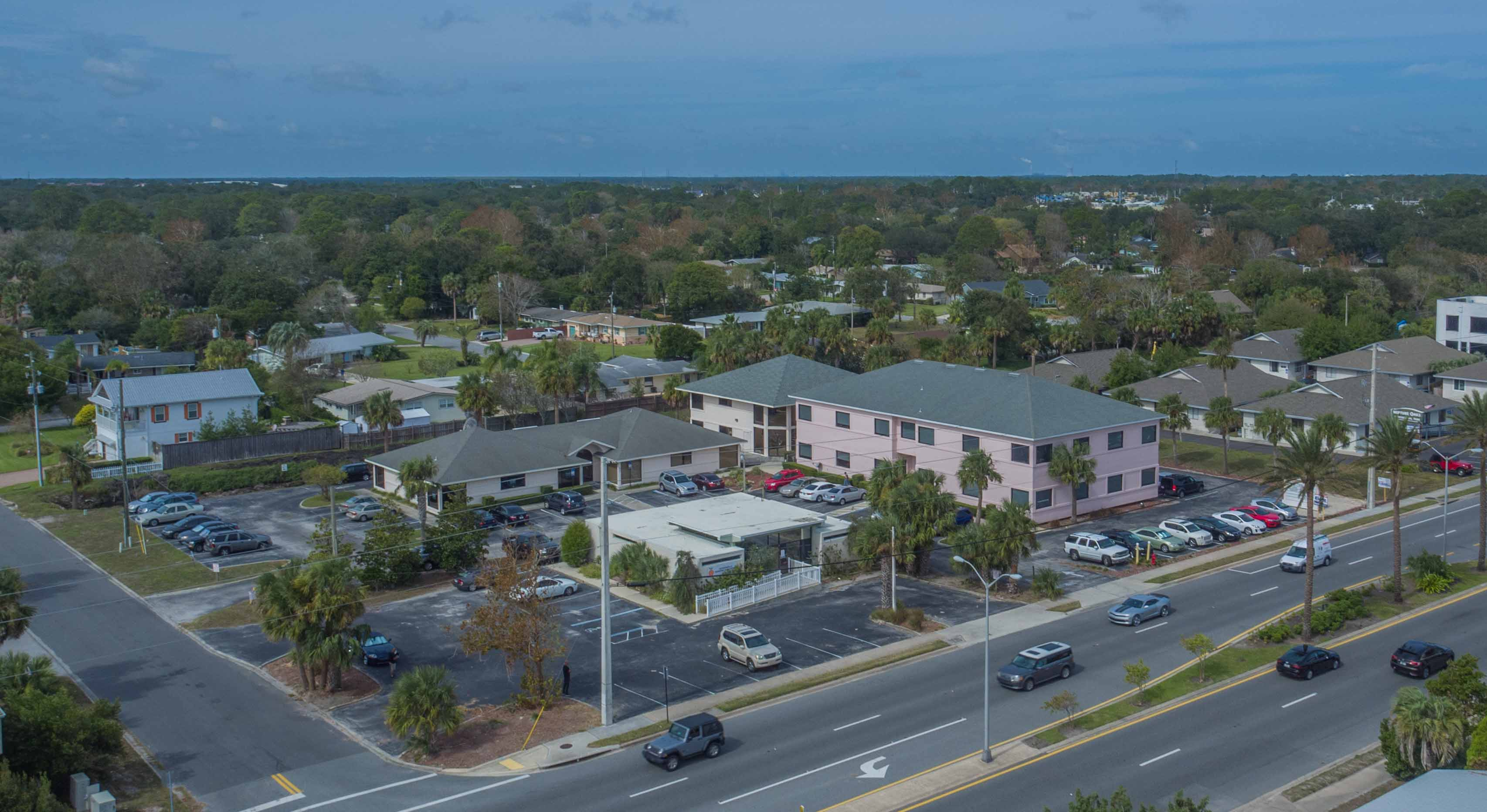 Coral Plaza, 900 Third St, Neptune Beach, FL 32266, 1500 to 5,000 sf, office